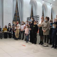 Церемония награждения победителей конкурса