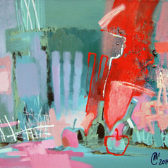 Выставка живописи Сергея Медведева «Диалог с собой»