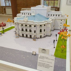 Выставка «Константин Трофимович Бабыкин: инженер, архитектор, учитель»