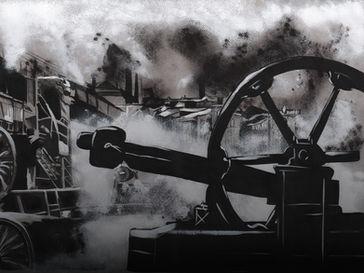 Выставка «Индустриальные пленэры. Графические интерпретации»