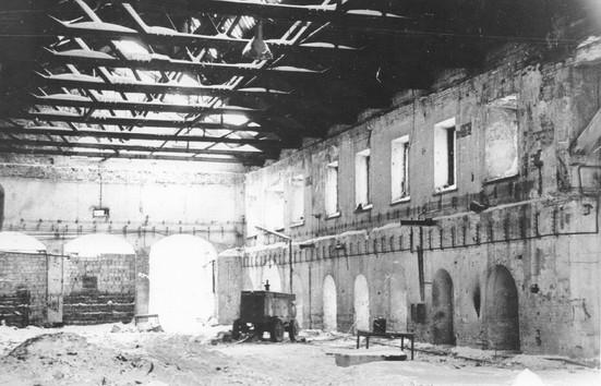Сборочный и слесарный цеха бывшей Екатеринбургской механической фабрики