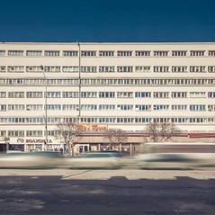 Борис Демидов и Никита Сучков представили проект «Музеефикация ячейки типа F архитектора Гинзбурга»