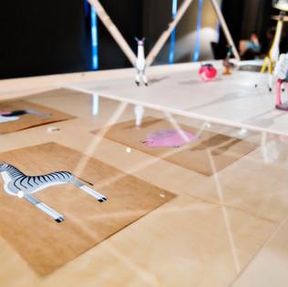 Выставка «Вещдок: папка с эскизами»