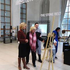 Итоги конкурса профессионального мастерства среди мастеров народных художественных промыслов