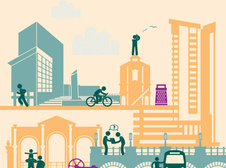 Соревнования по городскому ориентированию «Бегущий Город»