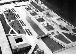 Макет «Исторический сквер»
