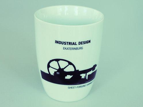 Кружка керамическая INDUSTRIAL DESIGN