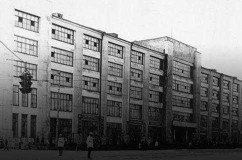Выставка «Свердловск военный. Образы города»
