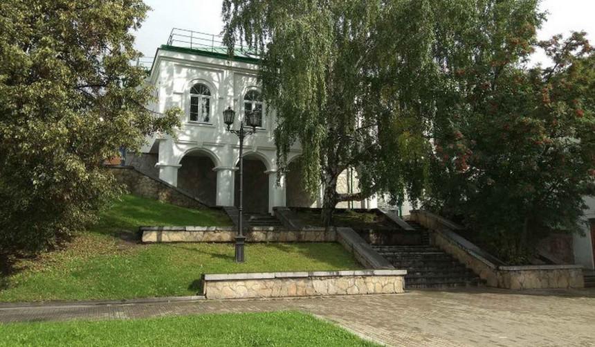 Здание картинной галереи RakovGallery