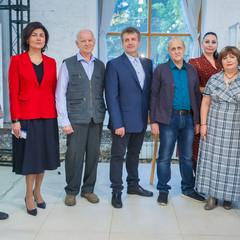 Открытие конкурса профессионального мастерства среди мастеров народных художественных промыслов