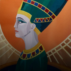 Выставка Людмилы Пермяковой «Странница»