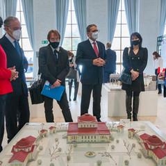 Визит посла Италии в России и почетного консула Италии в Екатеринбурге
