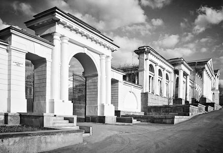 Пешеходная экскурсия  «Усадьба Расторгуева–Харитонова»