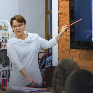 Курс Надежды Бурлаковой «Азбука архитектуры»
