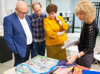 Заседание Экспертного совета конкурса рекламно-сувенирной продукции «Наш Екатеринбург»