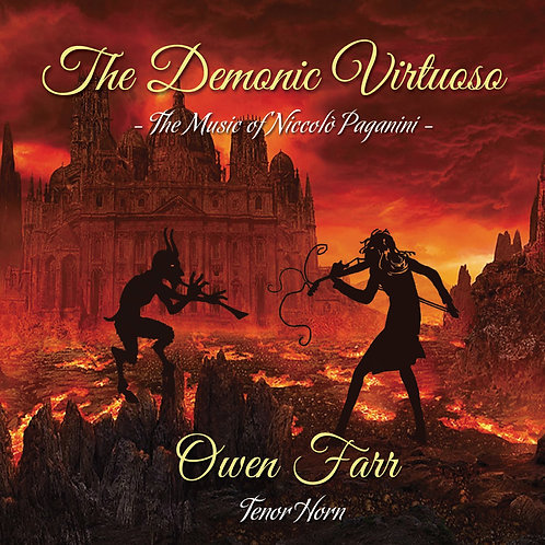 The Demonic Virtuoso Owen Farr