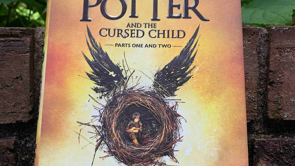Harry Potter & the Cursed Child by JK Rowling