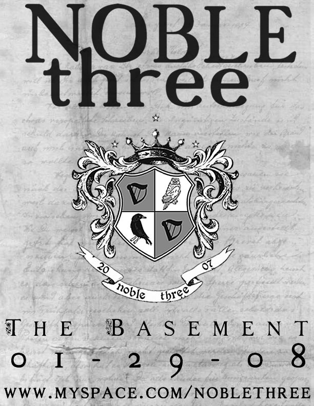 Noble Three - The Basement