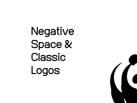 Negative Space and Classic Logos