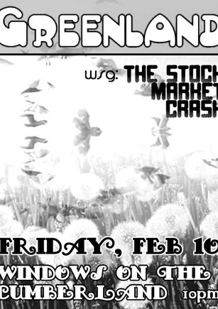 Greenland w/ The Stock Market Crash