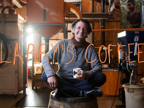 Owner's Corner: Larry's Coffee