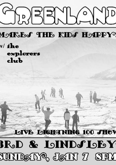 Greenland w/ The Explorers Club