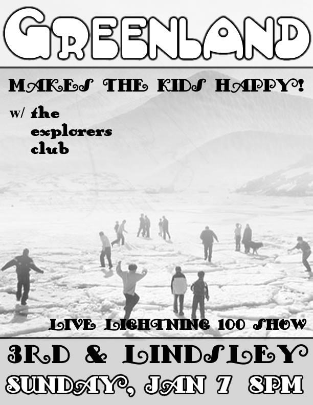 Greenland w/ The Explorers Club