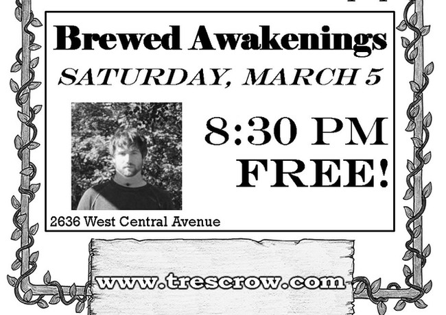 Tres Crow - Brewed Awakenings