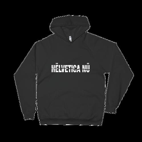 Helvetica Nu Hoodie