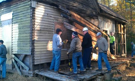 Johns Homestead featured Projects