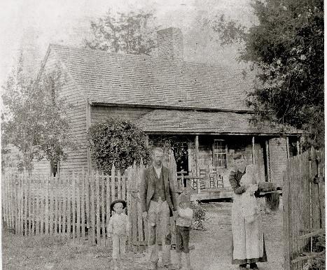 Johns Homestead History