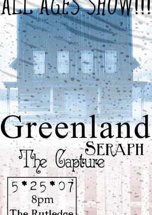 Greenland w/ Seraph