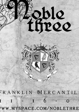 Noble Three - Franklin Mercantile