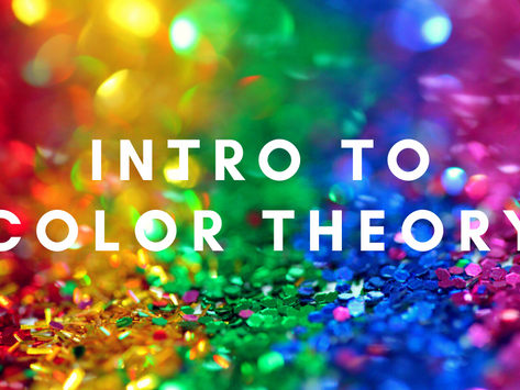A brief intro to color theory