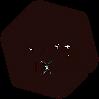 RootsDown logo_Square Logo Maroon Transp