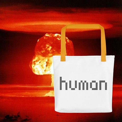 Human tote