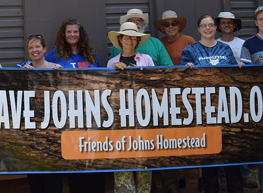 About Friends of Johns Homestead Park