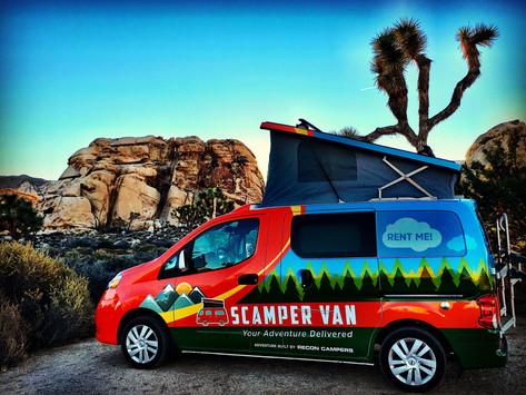 Owner's Corner: sCAMPer Van