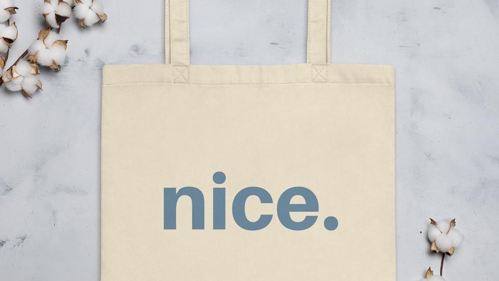 Nice. tote