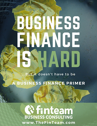 Business Finance is Hard Booklet - FinTe