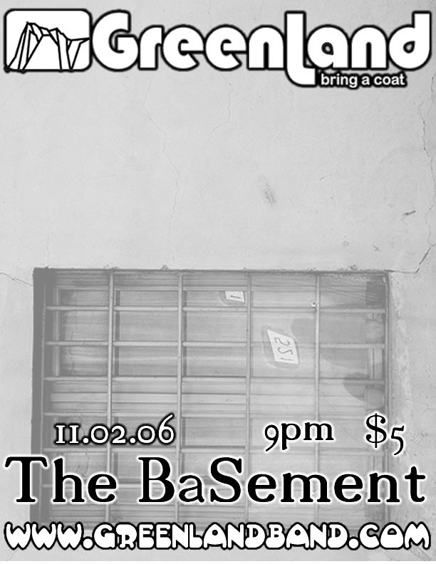 Greenland - The Basement