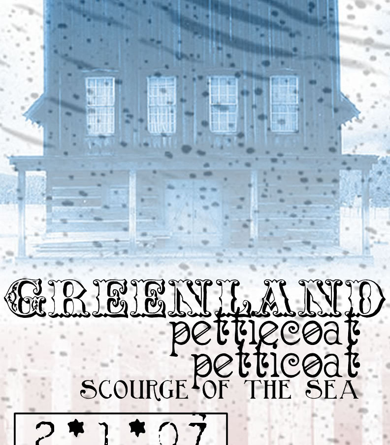Greenland w/ Scourge of the Sea