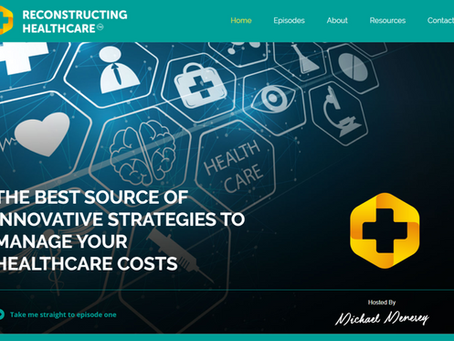 """Podcast: OrchestraRx On """"Reconstructing Healthcare"""""""