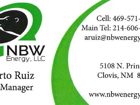 NBW Energy LLC