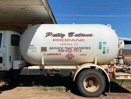 Petty Service Station/ Petty Butane Co.