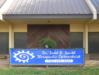 Dr. Todd R. Smith, Therapeutic Optometrist