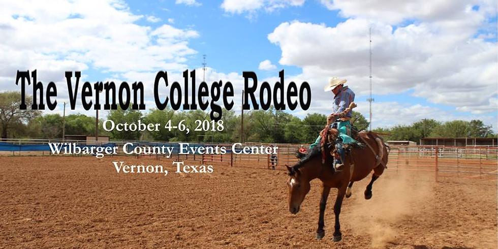 Vernon College Rodeo