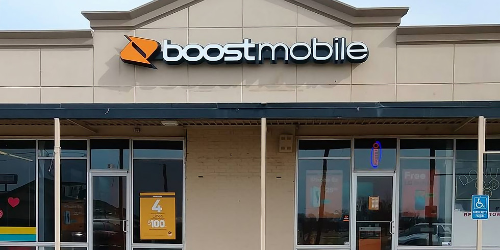 Boost Mobile Grand Opening & Ribbon Cutting