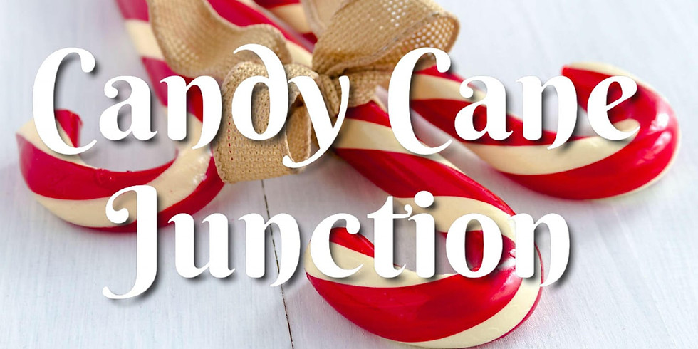 Candy Cane Junction Opening Day