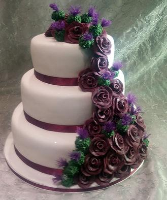 425 Rose & Thistle Wedding Cake.jpg